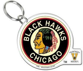 "Wincraft Chicago Blackhawks NHL 2"" Keychain by Wincraft 765666"