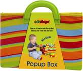 Edushape 926002 Medium Pop-Up Fabric Toy Box