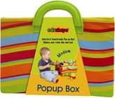 Edushape 926002 Medium Pop-Up Fabric Toy Box