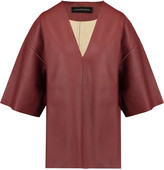 By Malene Birger Nosanah leather top