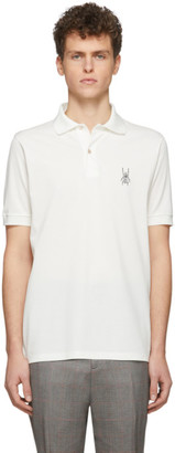 Paul Smith White Beetle Polo