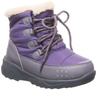 BearPaw Faux Fur Lined Tundra Boot