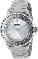 Versus By Versace Men's SGM010013 Tokyo Stainless Steel Sunray Dial Luminous Hands Watch
