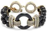 Heidi Daus Swarovski Crystal Pave Bracelet