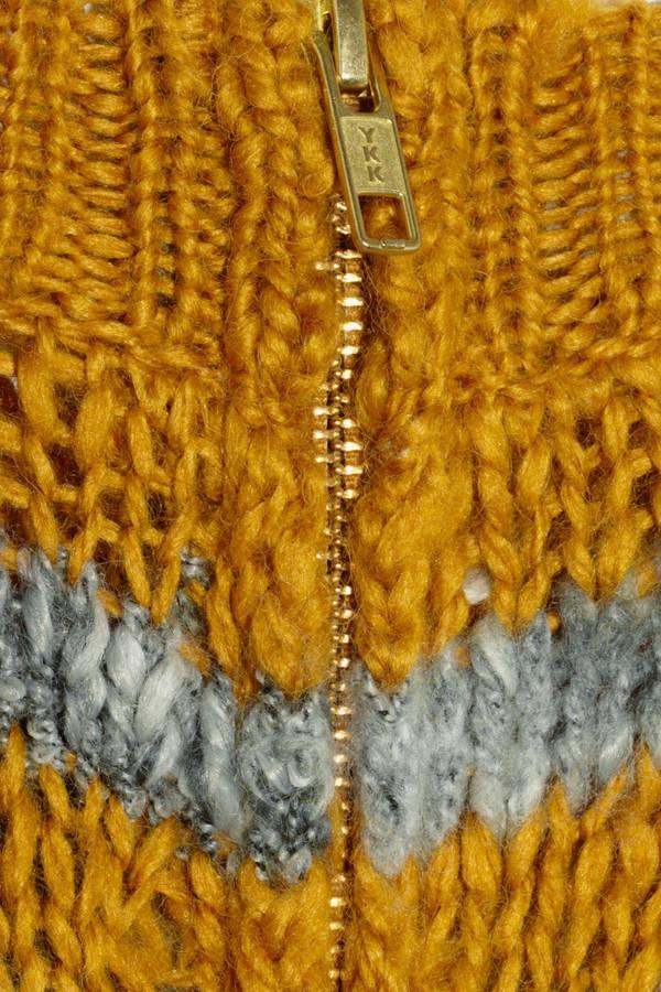 By Malene Birger Striped chunky-knit sweater