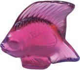 Lalique Crystal fish ornament