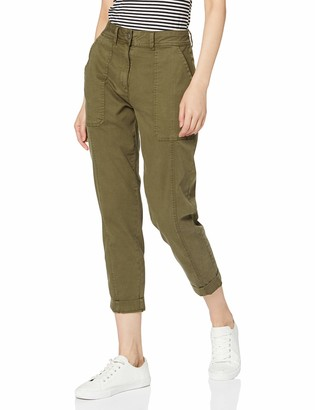 Dorothy Perkins Women's Cargo Utility Trousers