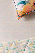 KT Smail Abstract Florals Crib Sheet