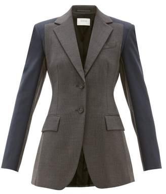 Sportmax Otre Blazer - Womens - Grey Multi