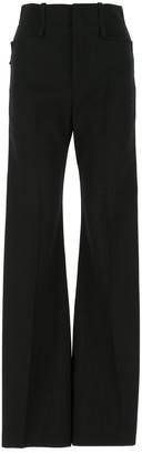Chloé High Waist Flared Trousers