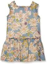 NECK & NECK Girl's 17V01110.22 Fabric Dress