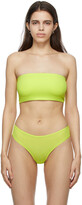 Thumbnail for your product : SKIMS Green Fits Everybody Bandeau Bra