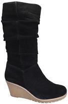 Eric Michael Black Leather Nadia Boot