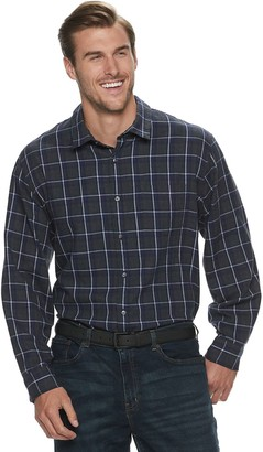 Apt. 9 Big & Tall Flannel Shirt