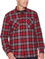 Big Mac Quilt Lined Shirt Jacket - Big