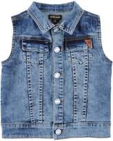 Roberto Cavalli Denim outerwear - Item 42503267