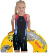 loveU One-Piece Swim Sport Children Kids Girl Swimsuit Swimwear