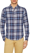 Joe's Jeans Checkered Slim Fit Sportshirt
