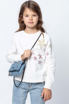 Zadig & Voltaire Kids' Fame Sweatshirt