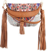 Camilla Saddle Sling Bag w/ Tags