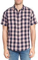Tailor Vintage Buffalo Plaid Sport Shirt