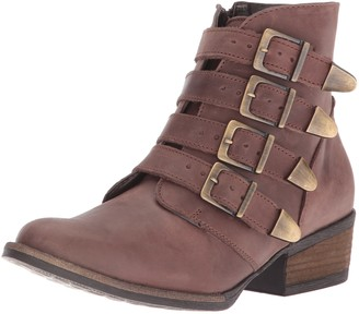 Mas Artisan Women's Miranda Ankle Bootie