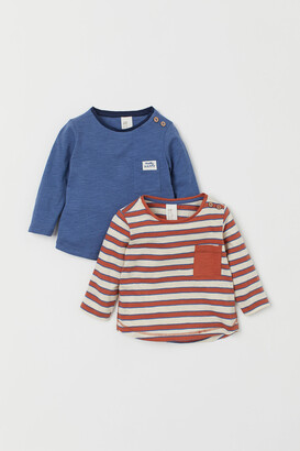 H&M 2-pack Jersey Shirts