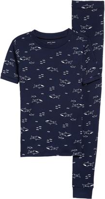 Petit Lem Two-Piece Fitted Pajamas