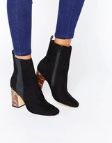 Asos EZRA High Ankle Boots