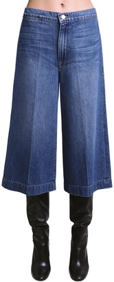 Frame Cotton Denim Culottes