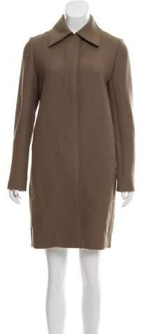 Chloé Wool Knee-Length Coat