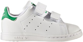 adidas Stan Smith Infants CF I Touch 'n' Close Trainers