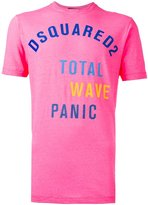 DSQUARED2 Fluo T-shirt - men - Cotton - S