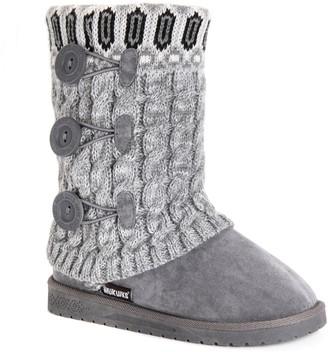 Muk Luks Cheryl Women's Slipper Boots