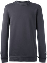 Damir Doma Wim open seam ring sweatshirt - men - cotton - M