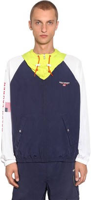 Polo Ralph Lauren Hooded Light Nylon Jacket