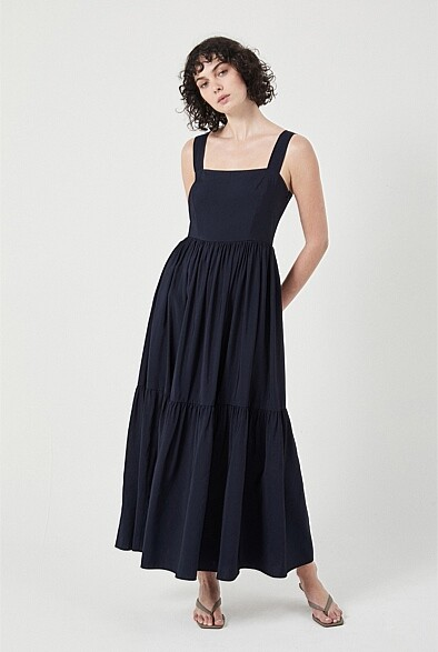 Witchery Tier Hem Maxi Dress