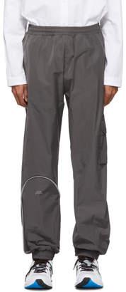 A-Cold-Wall* Grey Piping Pocket Lounge Pants