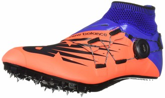 New Balance Men's Short Distance Sigma Aria Spike Running Shoe