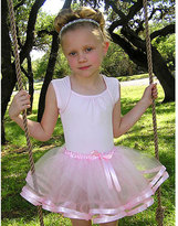 Flourishes Ribbon TuTu in Pink