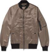 Rag & Bone Manston Shell Bomber Jacket