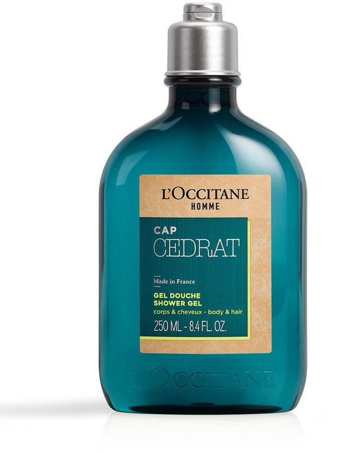 Thumbnail for your product : L'Occitane Cedrat Homme Shower Gel 250Ml