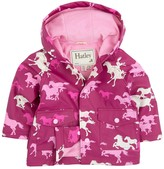 Hatley Fairy Tale Horses Waterproof Hooded Raincoat (Baby Girls)