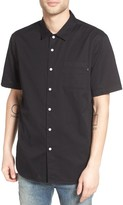 Obey Men's Tour City Woven Shirt