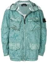 Stone Island Shadow Project zipped hooded jacket