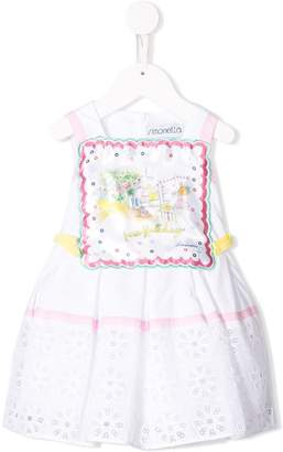 Simonetta broderie anglaise dress