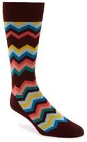 Paul Smith Men's Fleet Chevron Socks