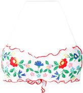 MC2 Saint Barth Libra bikini top - women - Polyamide/Spandex/Elastane - S