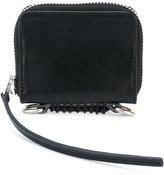Rick Owens zip around wallet