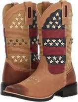 Durango Mustang 10 Americana Cowboy Boots